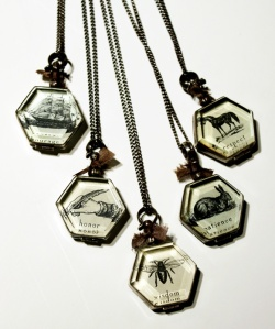 Virtue Pendants at Patch NYC
