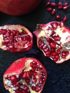Pomegranate Power!