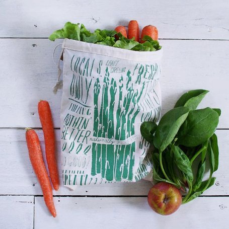 Cloth bags for veggies