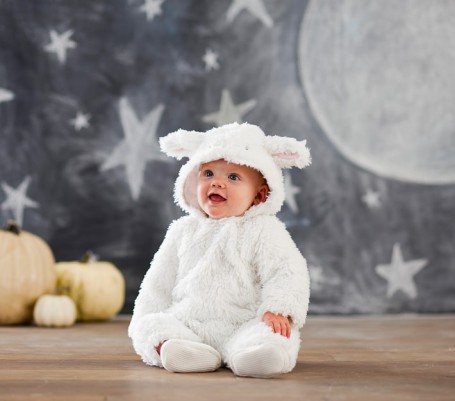 Too Cute! Baby Halloween Costumes from Pottery Barn Kids